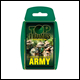 TOP TRUMPS - BRITISH ARMY FIGHTING FORCES - CLASSICS