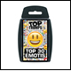 TOP TRUMPS - EMOTIS TOP 30 - CLASSICS