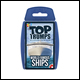 TOP TRUMPS - WORLD FAMOUS SHIPS - CLASSICS