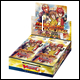 CARDFIGHT VANGUARD G - RAGING CLASH OF THE BLADE FANGS BOOSTER BOX (30 COUNT CDU)