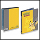 ULTRA PRO - 4 POCKET PORTFOLIO - POKEMON PIKACHU - 84567