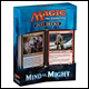 MAGIC THE GATHERING - DUEL DECKS MIND VS MIGHT (6 COUNT)