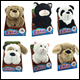ZOOKIEZ PETS - PLUSH ASSORTMENT (12 COUNT)