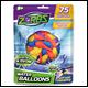 ZORBZ - SELF SEAL WATER BALLOONS (40 COUNT CDU)