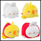 MOLANG - COLLECTIBLE PLUSH ASSORTMENT (16 COUNT CDU)
