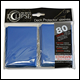 Ultra Pro - Eclipse Standard Pro Matte (80 Pack) - Blue