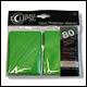 Ultra Pro - Eclipse Standard Pro Matte (80 Pack) - Green