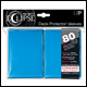 ULTRA PRO - ECLIPSE STANDARD PRO MATTE (80 PACK) - LIGHT BLUE - 85252