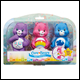 CARE BEARS - BATH SQUIRTERS 3 PACK (6 COUNT)