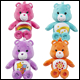 CARE BEARS - BEAN BAG PLUSH ASSORTMENT WAVE 6 (6 COUNT)