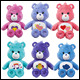 CARE BEARS - MEDIUM PLUSH WITH DVD ASSORTMENT WAVE 6 (6 COUNT)