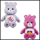CARE BEARS - LARGE PLUSH WAVE 6 (4 COUNT)