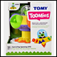 TOMY TOOMIES - SORT & POP SPINNING UFO (6 COUNT) - E72611C