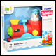 Tomy Toomies - Bubble Blast Train (4 Count)