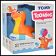 TOMY TOOMIES - SANDY THE SEA LION (4 COUNT) - E72609C