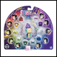 HANAZUKI - LUNALUX TREASURES ASSORTMENT (6 COUNT) - B8054
