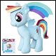 MY LITTLE PONY - 10 INCH PLUSH ASSORTMENT (5 COUNT) - B9820EU40