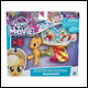 MY LITTLE PONY - THE MOVIE LAND & SEA FASHION STYLES ASSORTMENT (4 COUNT) - C0681EU41