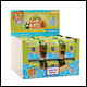 JUNGLE IN MY POCKET - CARRIER WITH ANIMALS ASSORTMENT (18 COUNT)