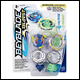 BEYBLADE - DUAL PACK ASSORTMENT (8 COUNT) - B9491