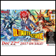 CARDFIGHT VANGUARD G - ULTIMATE STRIDE BOOSTER BOX (16 COUNT CDU)