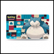 ULTRA PRO - PLAYMAT - POKEMON SNORLAX - 85527