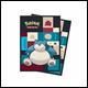 Ultra Pro - Standard Card Sleeves 65pk - Pokemon Snorlax