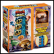 MEGA HEADZ - MONSTERS TOWER PLAYSET (2 COUNT) - HEW04011