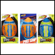 NERF SPORTS - PRO GRIP FOOTBALL (2 COUNT)