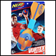 NERF SPORTS - VORTEX AERO HOWLER (3 COUNT) - 34379