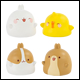 MOLANG - FINGER FIGURE ASSORTMENT (6 COUNT)