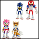 Sonic Boom -  3 Inch Vs 2 Pack Figure Assortment (6 Count)