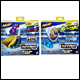 Nerf Nitro - Double Action Stunt Foam Car Assortment (8 Count)