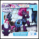 MY LITTLE PONY - LIGHTNING GLOW TEMPEST SHADOW SET