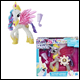MY LITTLE PONY - GLIMMER N GLOW PRINCESS CELESTIA SET