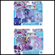 MY LITTLE PONY - GLITTER CELEBRATION ASSORTMENT (4 COUNT) - E0185EU41