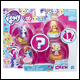 MY LITTLE PONY - CUTIE MARK CREW ASSORTMENT (4 COUNT)