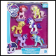 MY LITTLE PONY- MEET THE MANE 6 PONIES COLLECTION