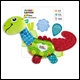 LAMAZE - MINI DINO TEETHER