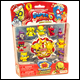 SUPERZINGS - RIVALS OF KABOOM SERIES 1 BLISTER 10 PACK (6 COUNT)