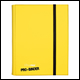 ULTRA PRO - 9 POCKET PRO BINDER - YELLOW - 84565