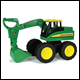JOHN DEERE - SANDBOX TOYS - BIG SCOOP EXCAVATOR ( 2 COUNT) - 35765V