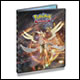 ULTRA PRO - 4 POCKET PORTFOLIO - POKEMON - SUN AND MOON FORBIDDEN LIGHT