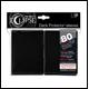 Ultra Pro - Eclipse Standard Pro Matte (80 Pack) - Black