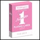 Waddingtons No 1 Playing Cards - Pink