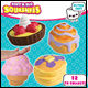 Soft N Slo Squishes - Sweet Shop - Ultra (12 Count)