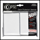 Ultra Pro - Eclipse Standard Pro Matte (100 Pack) - Arctic White