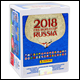 Panini FIFA World Cup 2018 Display - 670 Sticker Version - (50 Count CDU)