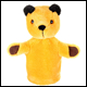 Sooty Hand Puppet (6 Count)