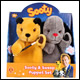 Sooty & Sweep Puppet Set (6 Count)
